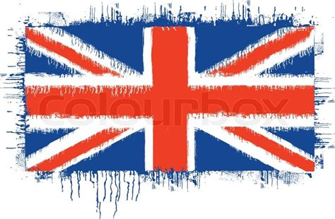 great britain ireland 9782067220898 grunge illustration of flag of the united kingdom of great britain and northern ireland on white