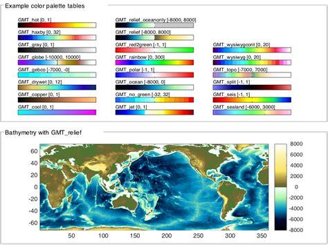 colors in matlab using color palette tables as matlab colormaps