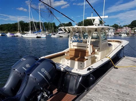 2012 used scout boats 345 xsf sports fishing boat for sale - Used Scout Boats For Sale In Ct