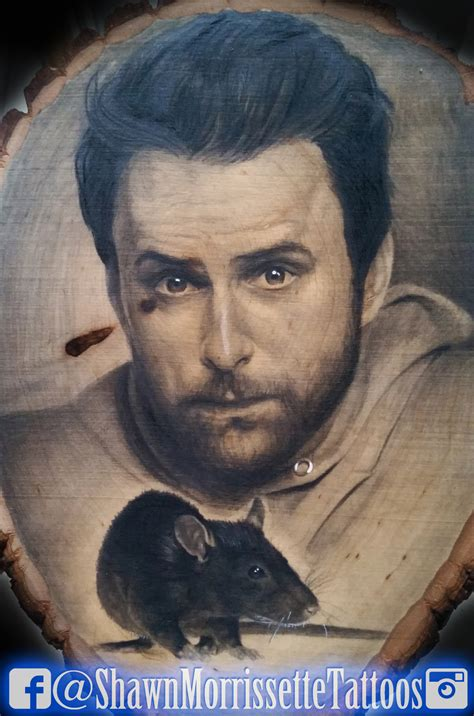 charlie day tattoo shawn morrissette certified artist
