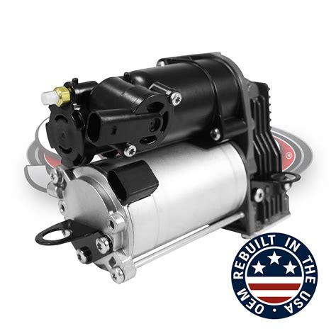 suncore industries rebuilt airmatic air suspension compressor mercedes gl ml class