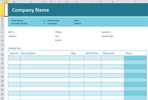 spreadsheet invoice template best photos of beautiful excel spreadsheet templates how