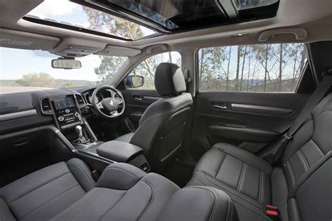renault koleos 2016 interior 2016 renault koleos review practical motoring
