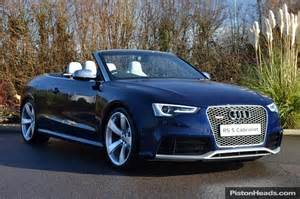 Used Rs5 Audi For Sale Used Audi Rs5 Cars For Sale With Pistonheads