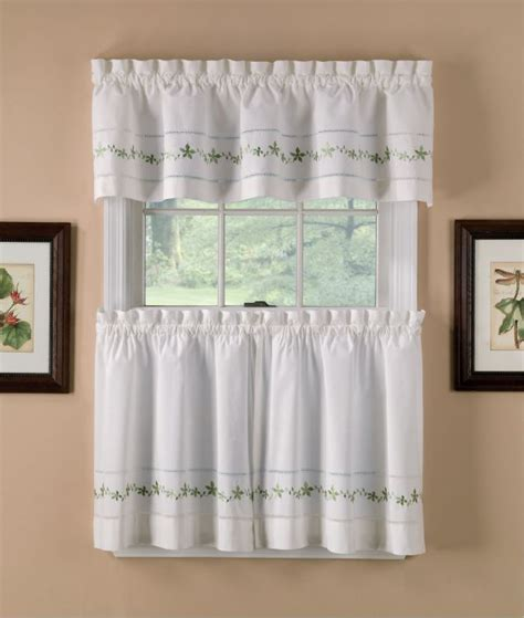 curtains warehouse outlet country living floral tier pair home home decor window treatments hardware drapes