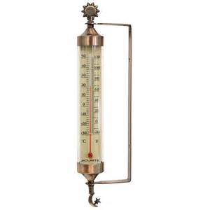 Bathroom Track Lighting Ideas Shop Acurite Wireless Indoor Outdoor Copper Thermometer At
