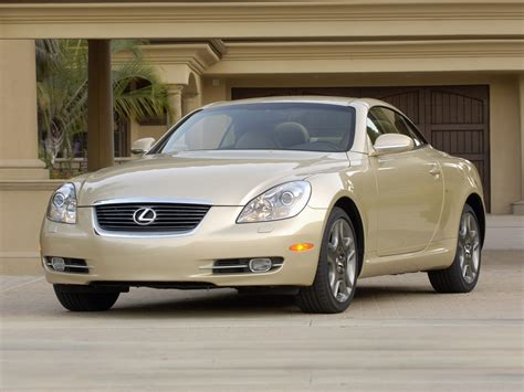 used lexus 2010 lexus sc 430 price photos reviews features