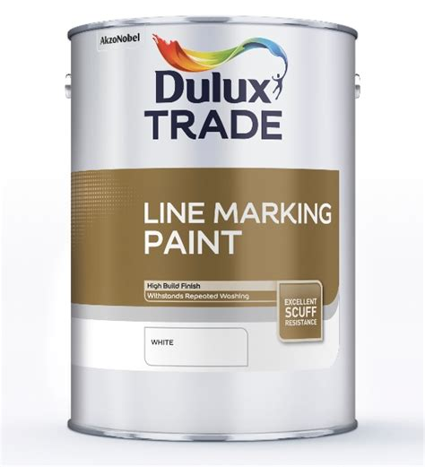 dulux trade line marking paint 5 litres