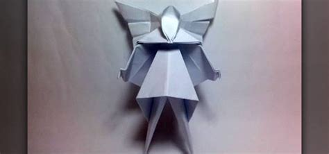 Origami Angle - how to fold a tree or with origami