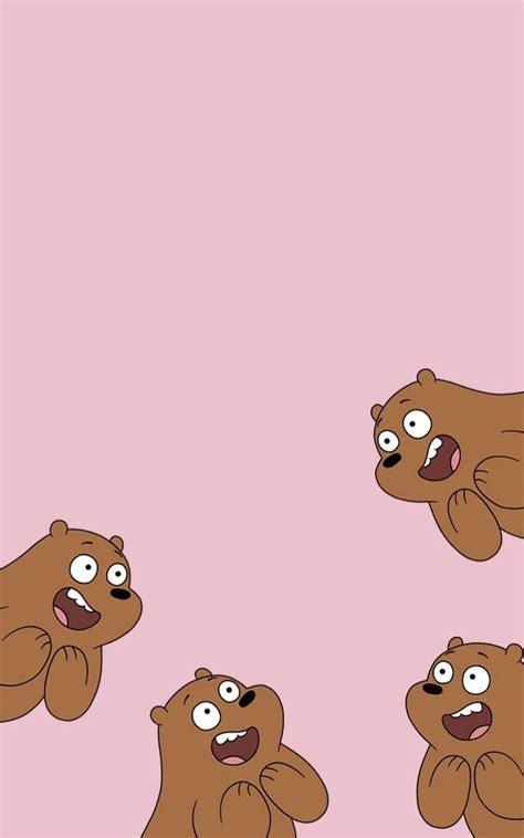bare bears wallpapersave