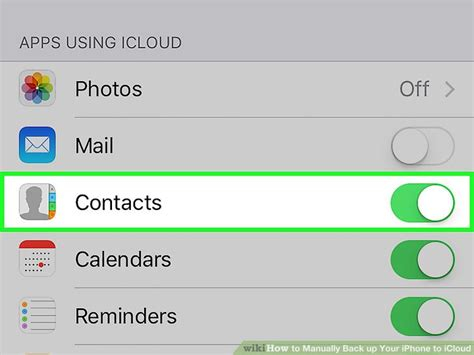 How To Manually Backup Iphone To Icloud