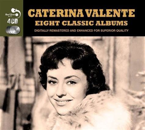 caterina valente new album caterina valente eight classic albums 4 cds jpc