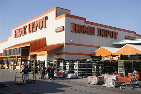 home depot hiring  employees   fm
