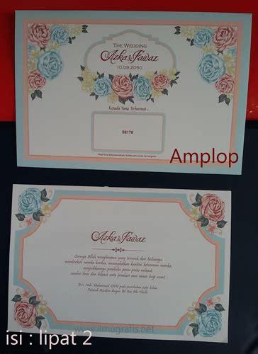 Ready Undangan Pernikahan Era Baru 88179 Undangan Nikah katalog undangan erba era baru