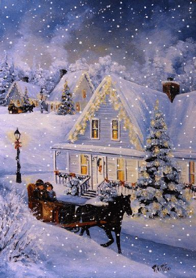 christmas animated pics images  pinterest merry christmas xmas pics  snow
