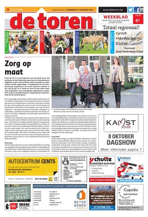 De Toren Week 49 2015 By Weekblad De Toren Issuu by De Toren Week 41 2015 By Weekblad De Toren Issuu