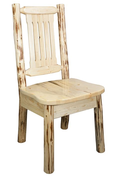 montana dining chair unfinished