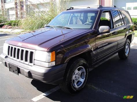 1996 rosewoood pearlcoat jeep grand laredo 4x4 18640712 gtcarlot car