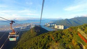 Car Covers Hong Kong Peak Big Buddha With Cable Car Ride In One Tour