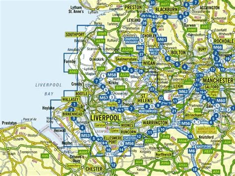 liverpool map maps of liverpool