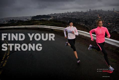 play run strong saucony find your strong the inspiration room