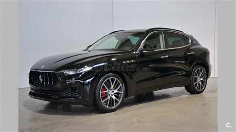 Maserati 4x4 by Maserati Levante 4x4 Diesel Diesel De Color Negro A 241 O