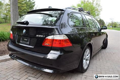 Bmw 5 Series Wagon For Sale by 2010 Bmw 5 Series 535xi Station Wagon For Sale In United