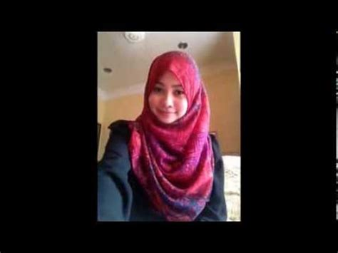 tutorial segi empat velvet hijab tutorial how to wear bawal with different style doovi