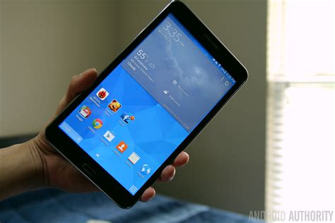 samsung galaxy tab 4 8 0 review android authority
