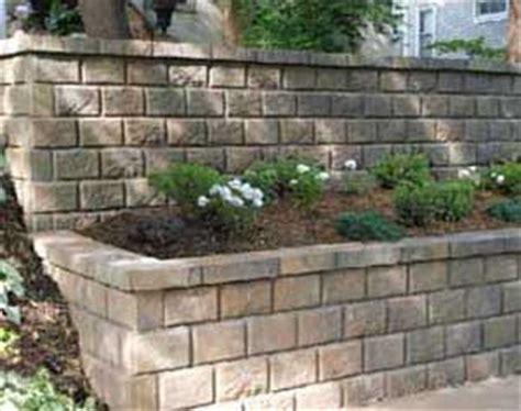 Retaining Wall Corners Retaining Walls With Corners
