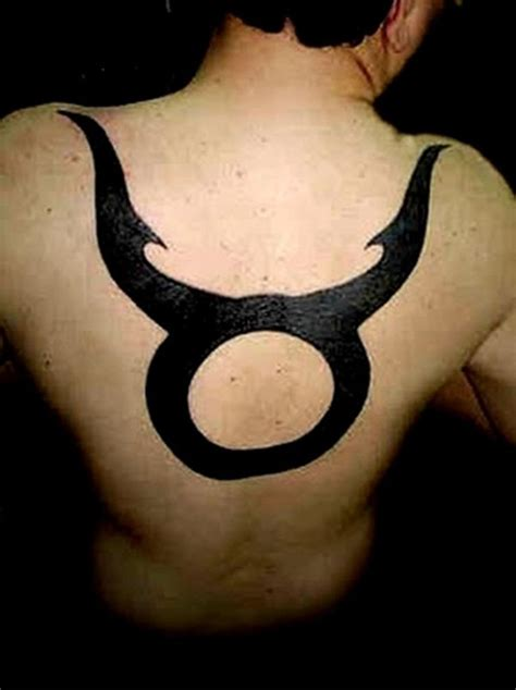 taurus zodiac tattoo 15 best taurus designs for and styles