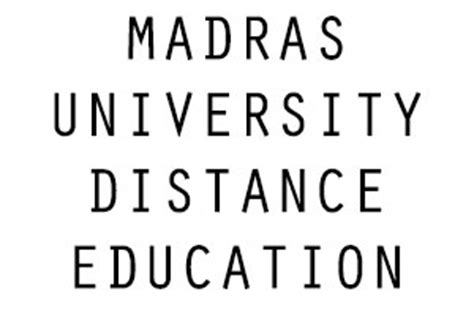 Madras Distance Education Results May 2013 For Mba by In Pune For Bca Students 2017 2018 Best Cars Reviews