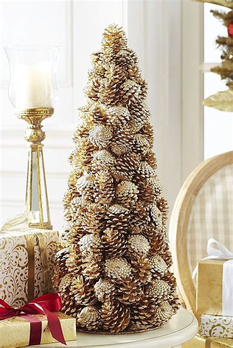 best 25 pine cone christmas tree ideas on pinterest