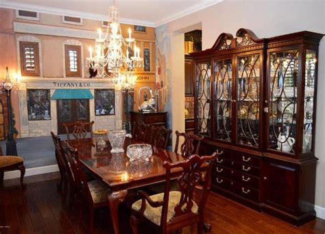 dining room chest dining room traditional with cherry sideboards amazing solid wood china cabinet glamorous