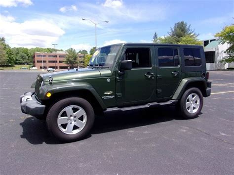 2008 jeep wrangler mpg 2008 jeep wrangler unlimited 4x4 4dr suv in east
