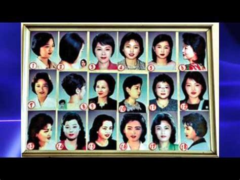 haircuts approved in north korea image gallery north korean hairstyles