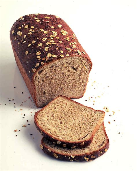 whole grains for whole grain bread