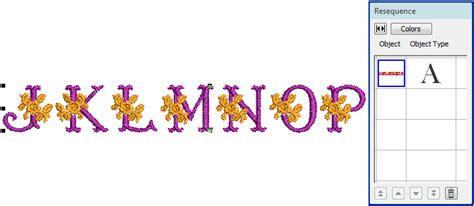 lettere caratteri speciali caratteri speciali digitizer v5