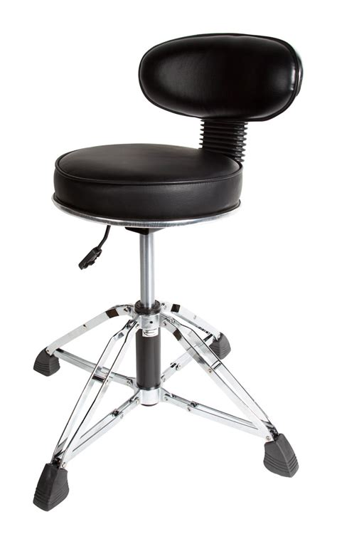 Hydraulic Stool With Backrest by Hydraulic Drum Throne Stool With Back Rest Sw