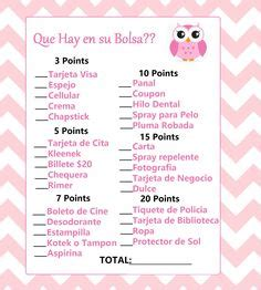 free printable bridal shower games in spanish 1000 images about baby shower ideas on pinterest rubber