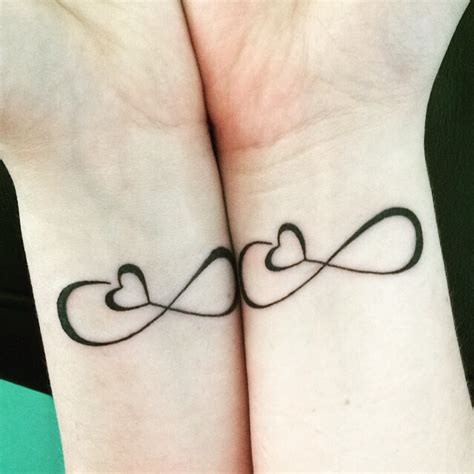 matching infinity tattoos 28 matching tattoos for