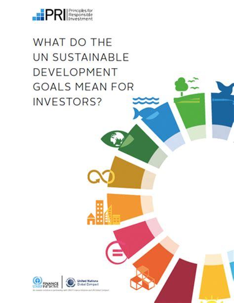 design for environment goals library un global compact