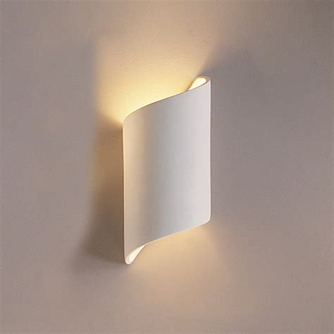 Contemporary Wall Sconces Lighting 5 quot contemporary cylinder ribbon wall sconce contemporary ceramic interior wall sconces