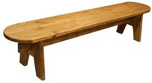 Wooden Bench Wooden Bench 79 Quot Durango Trail Rustic Furniture