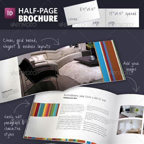 45 business brochure design templates