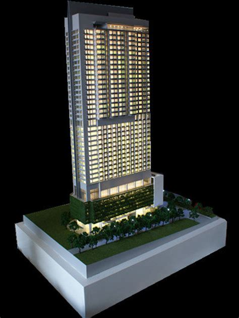 model building architectural model scale model model maker architectural model maker singapore commercial tower