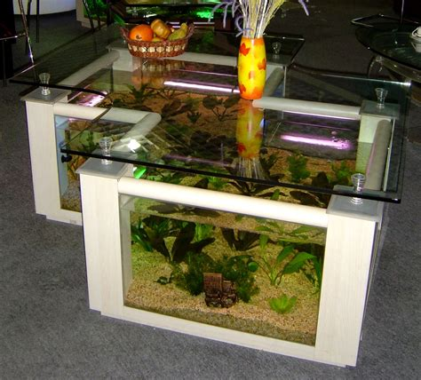 square table aquarium design image photos pictures