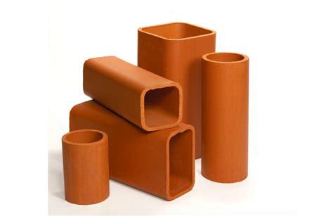 Chimney Liner Supplies - sandkuhl clay works clay flue liner and chimney liner