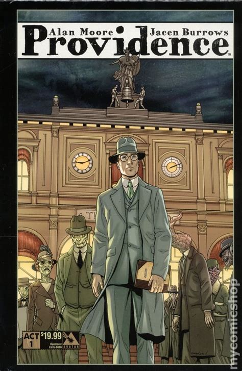 providence act 2 limited 1592912923 providence hc 2016 avatar limited edition comic books