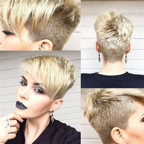 short cut saturday haircut inspiration hair romance best 25 pixie hairstyles for thick hair undercut ideas